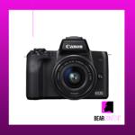 Canon M50 Bear Content