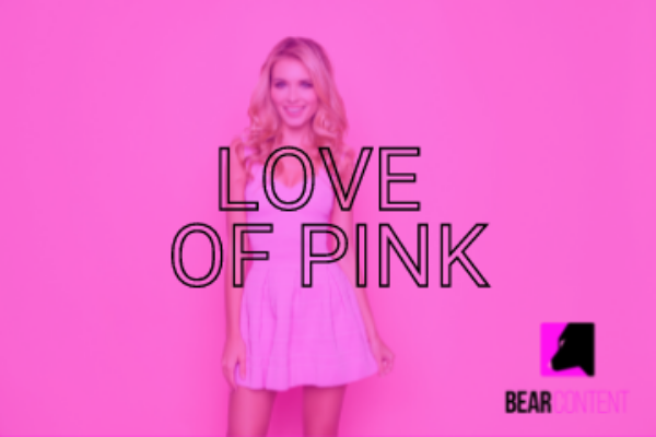For the love of pink