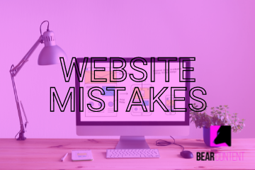 Simple website mistakes you can fix in a few minutes