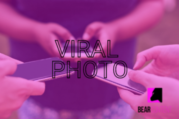 How a photo goes viral in 2021