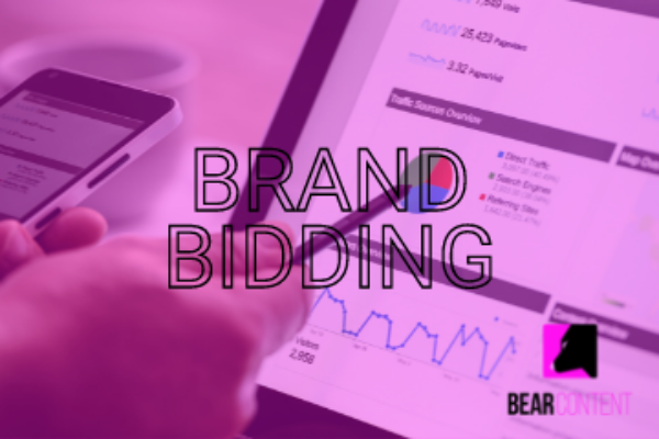 Brand Bidding: I was shocked when I discovered competitors were running ads against my name