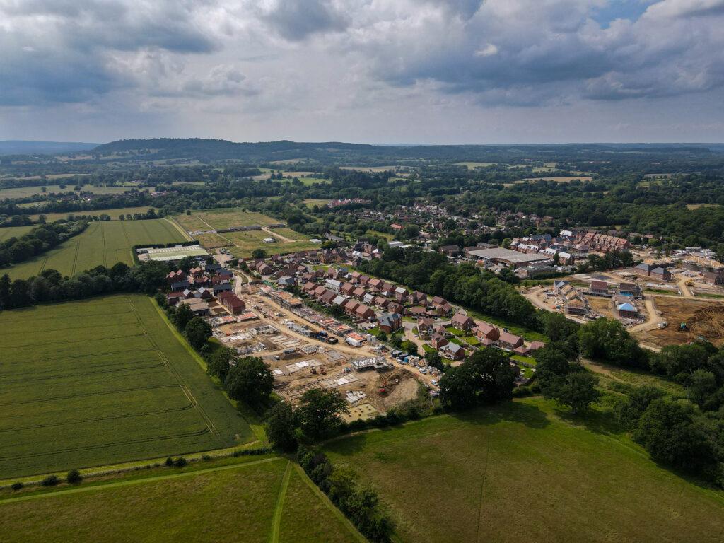 Aerial Photography Surrey