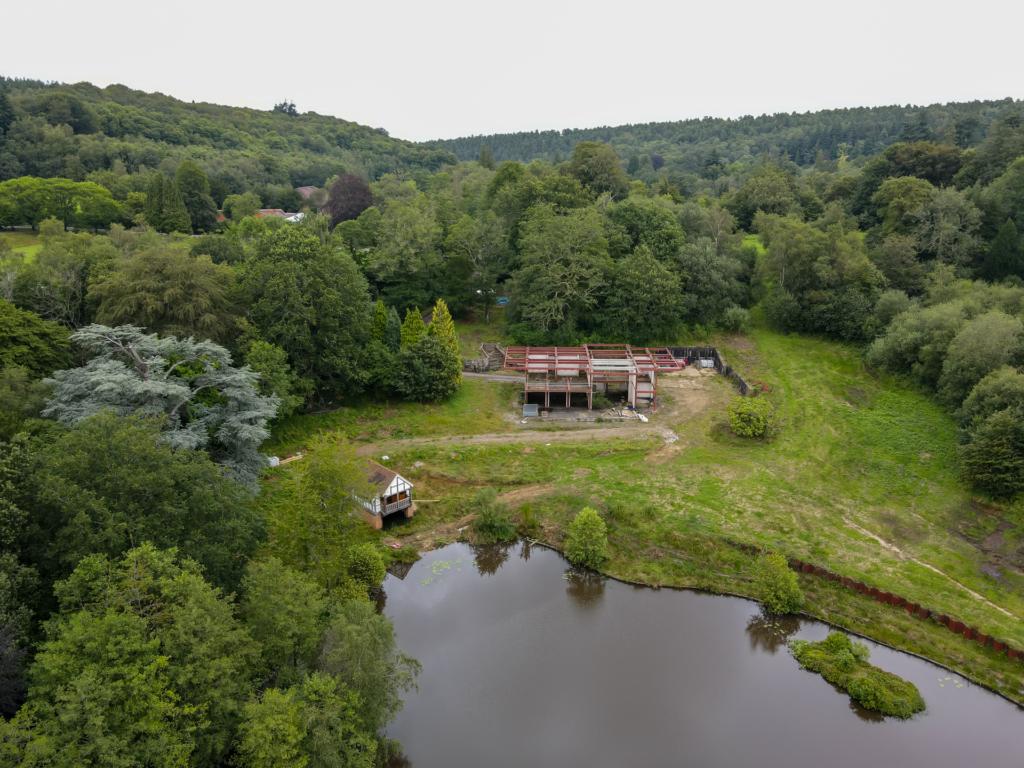 The Lake House, Ewhurst