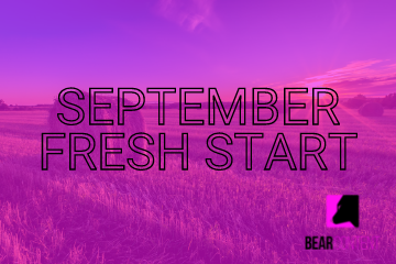 September: a new start and a fresh perspective. Get back on track and achieve your goals in 2021
